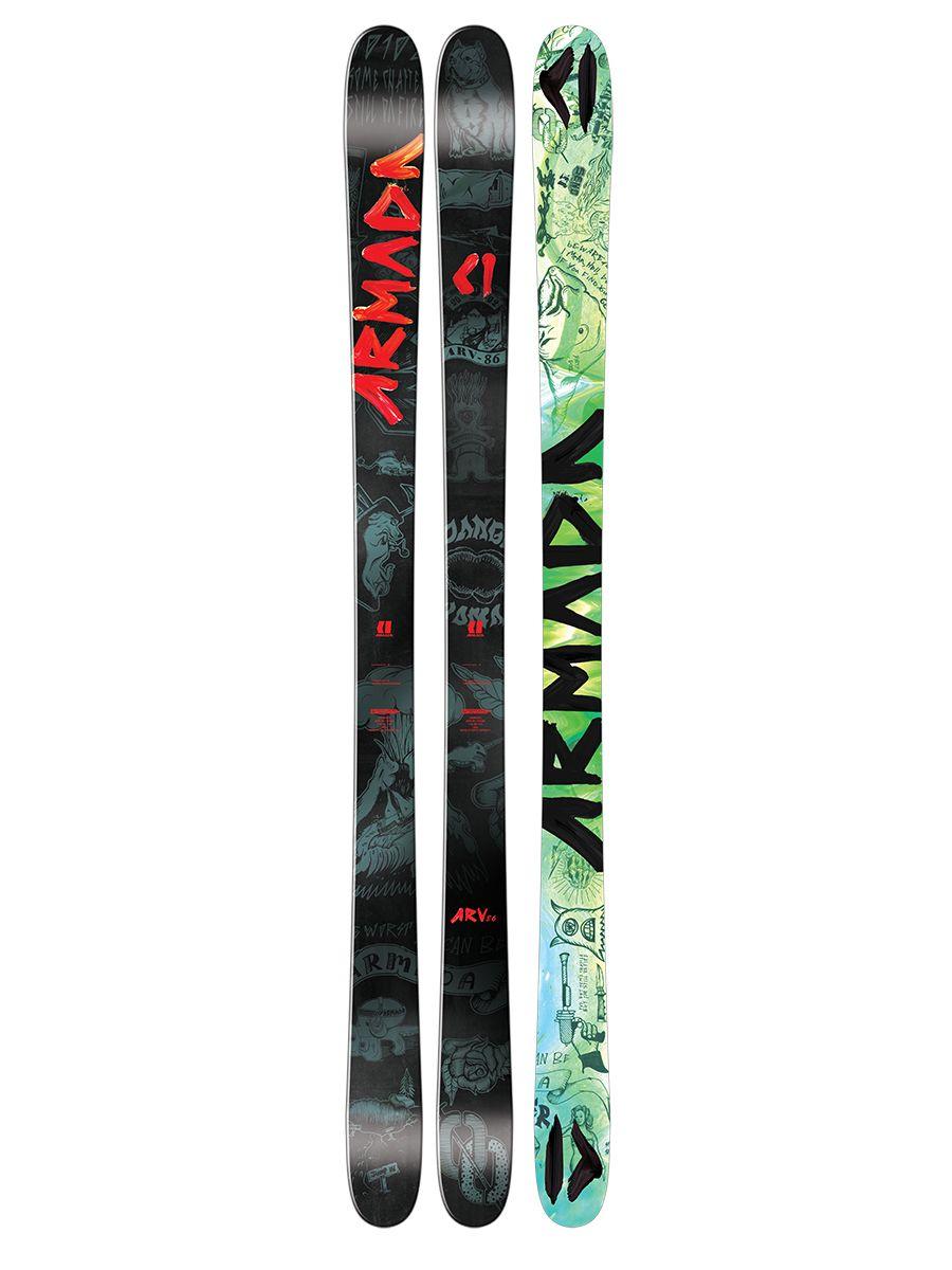 Arv 86 Armada Skis Armadaskis Com Usa Armada Skis Skiing Mens Skis