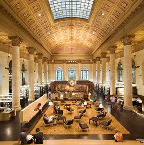 Americas Most Beautiful College Libraries
