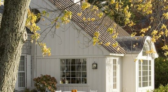 Best Exterior House Ivory Siding Batten Wood Siding Ideas For 400 x 300