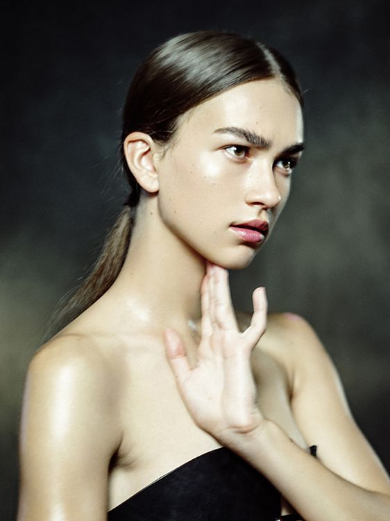 Rachel Stanga, Elite Models by Yana Bardadim