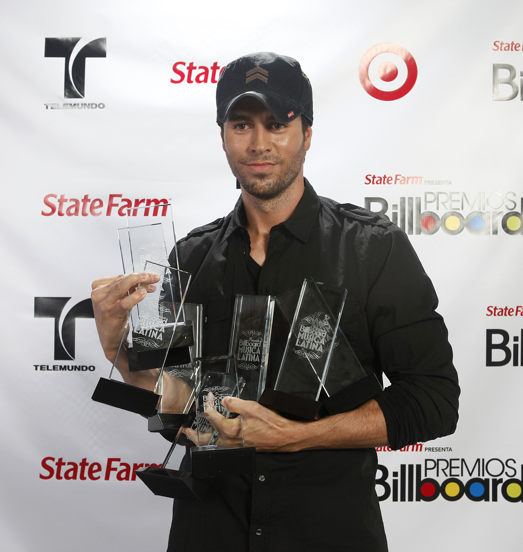 Enrique Iglesias Tiene Muchos Premios Enrique Iglesias Enrique