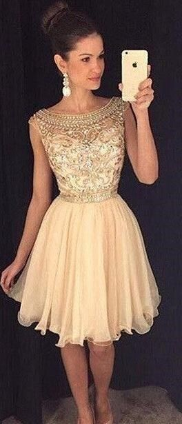 2017 Prom Dress, Homecoming Dresses Short Summer Prom Party Dress ...