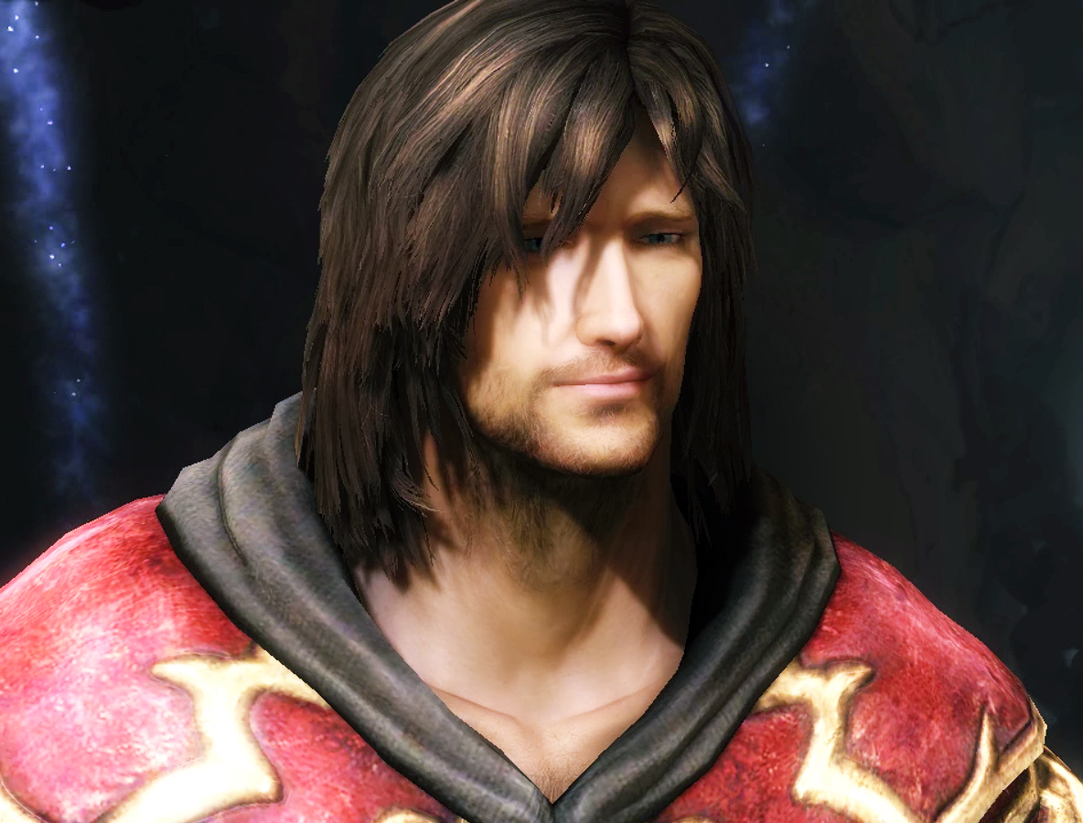Castlevania Lords Of The Shadow Gabriel Belmont by ezi0auditore Markus