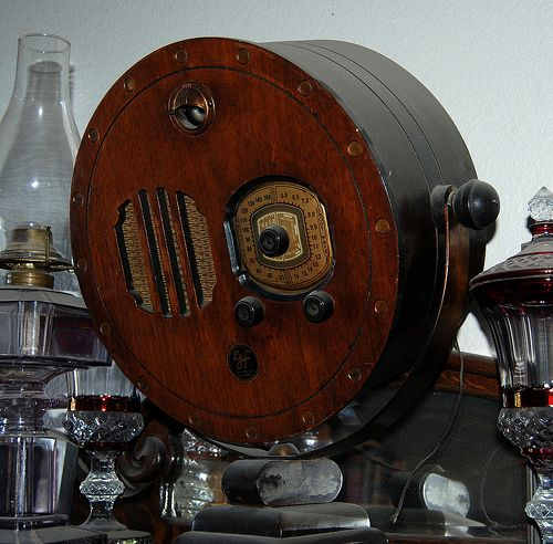 GF Sales Company Tube Radio | Flickr - Photo Sharing!