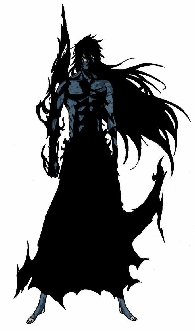 [Bleach] Top 5-  Personagens com melhor design  75089178982dcddad163609d09c7ec05