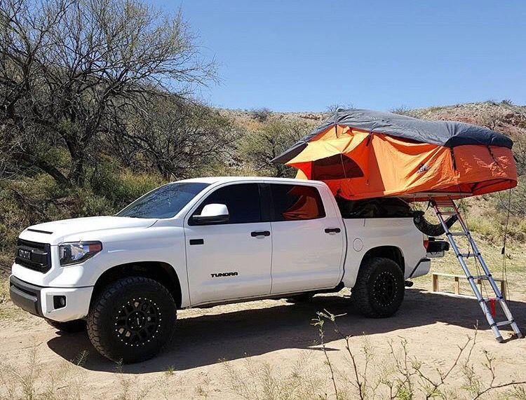 Camp Vibes Toyota Tundra Toyota Tundra Trd Tundra Trd