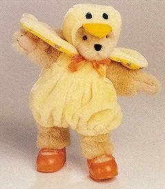 Muffy Vanderbear Easter Chick Dressed Bear North American Bear http://www.amazon.com/dp/B004RJVHB6/ref=cm_sw_r_pi_dp_Uc-Ttb1PDS8WGK53