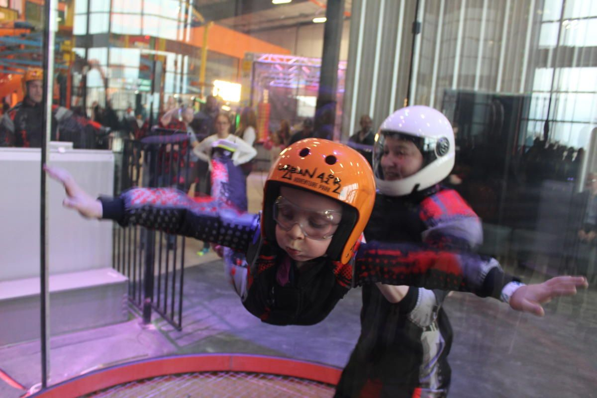 Activate Awesome through Next Level Play at Urban Air