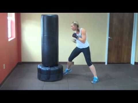 Video 3 How To Hit A Heavy Bag In Class Or Your Bat