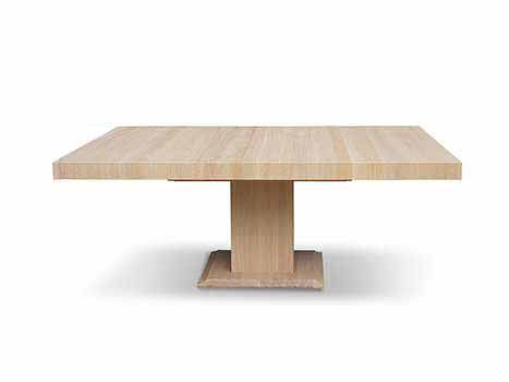Middleton Square Dining Table A Contemporay Pedestal Dining Table
