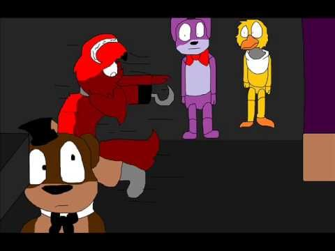 How foxy likes to run to the office (funny vine) - YouTube XD