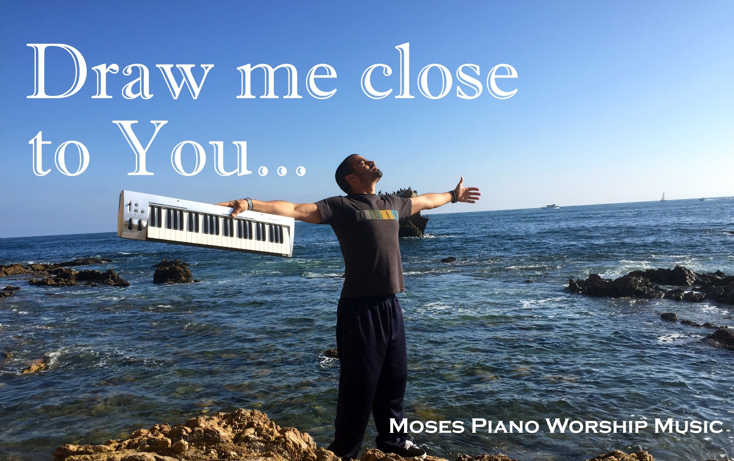 Draw me close to you - Piano COVER Worship Music - Michael W  Smith