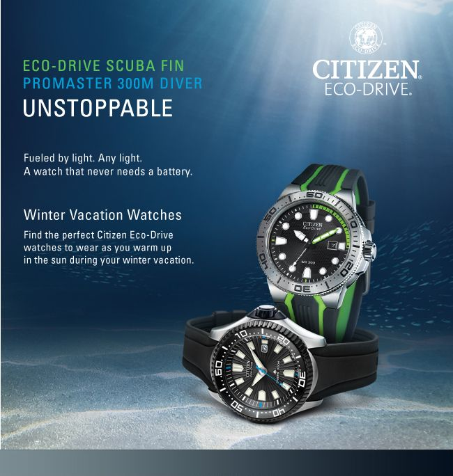 Citizen Watches available at AE Jewelers!