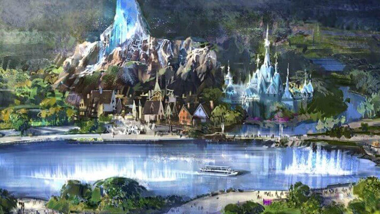 """Photo of Neue Blaupausen für """"Frozen Land"""" enthüllen die Pläne von Disneyland Paris für die bevorstehende Attraktion: Bericht"""
