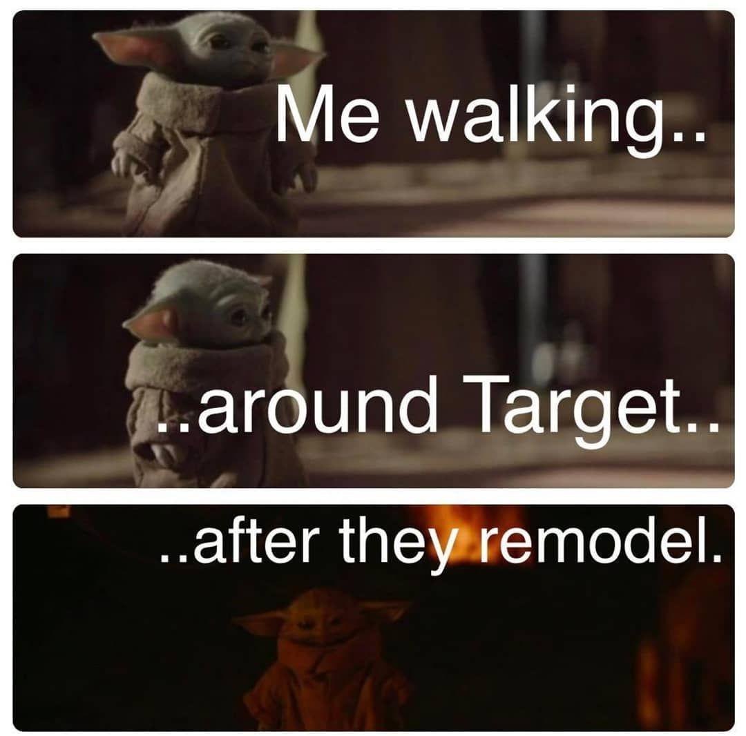17 Baby Yoda Memes To Save You From The Dark Side Yoda Funny Yoda Meme Funny Star Wars Memes