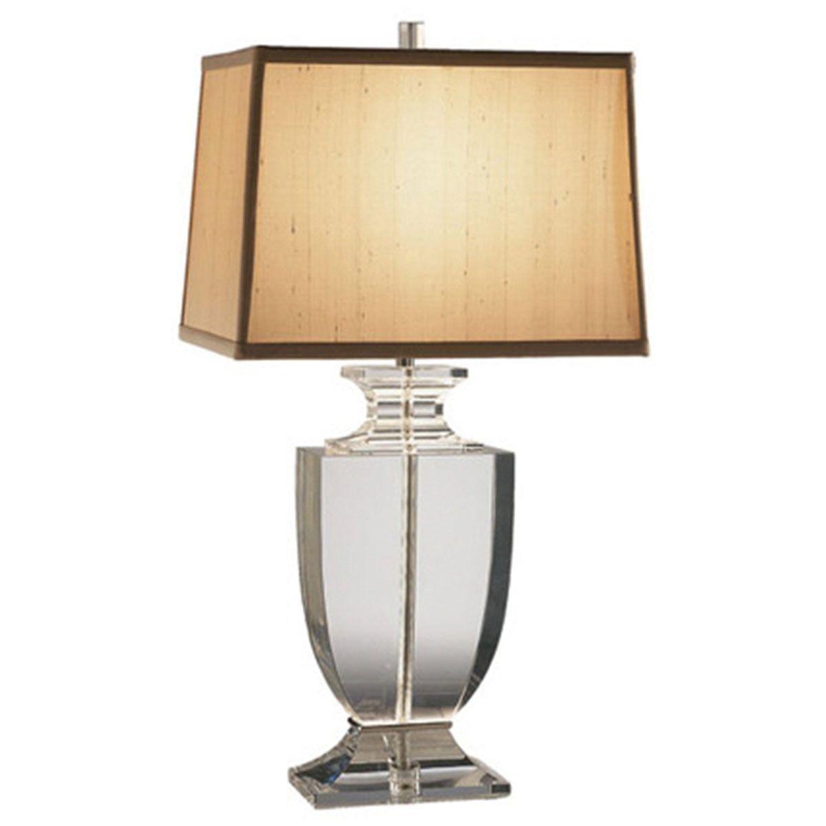 Robert Abbey Artemis Table Lamp In 2020 Crystal Table Lamps Table Lamp Lamp