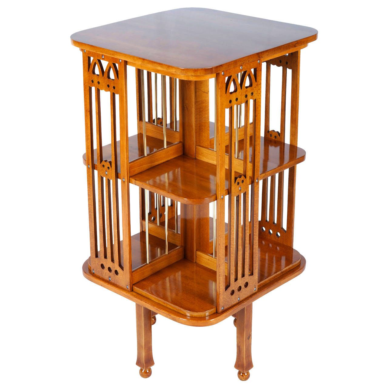 revolving chair manufacturers in mumbai unique dining room chairs very rare thonet bookcase attributed to josef