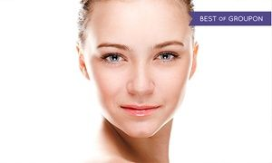 Groupon Mini Facial Microdermabrasion Treatment Or Both At