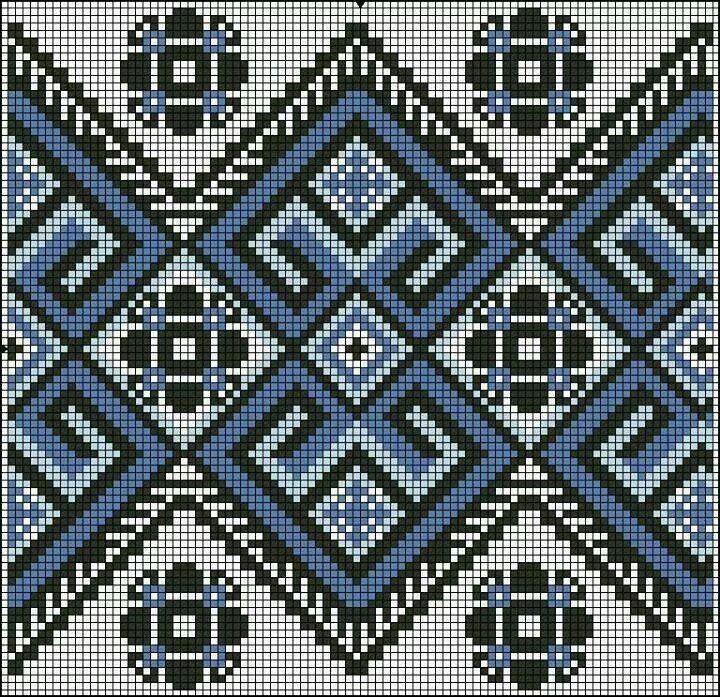 Beading | patrones | Pinterest | Stricken und häkeln, Häkelmuster ...