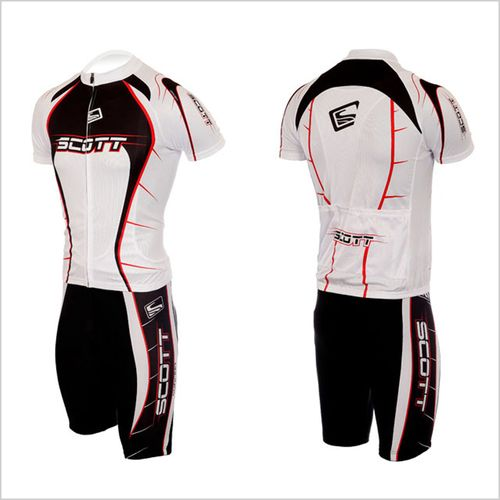 Cycling Bike Bicycle Clothing Jersey Shirts Short Pants Set MC007-36