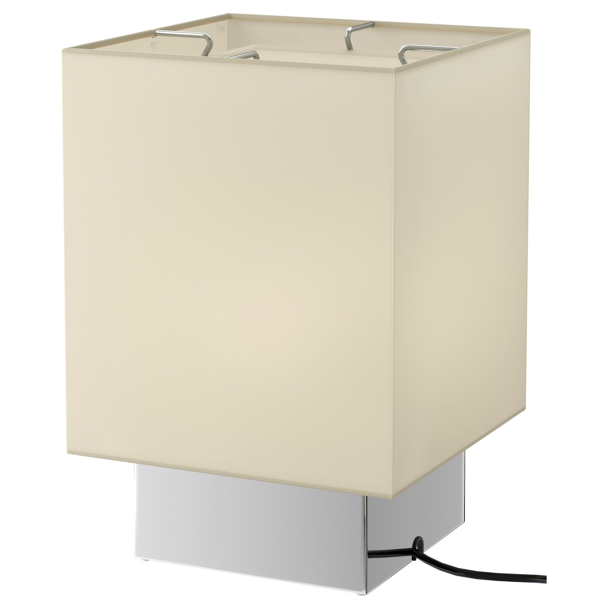 SÅNGEN Table Lamp   IKEA, $24.99   To Be Placed At Right End Of Dresser