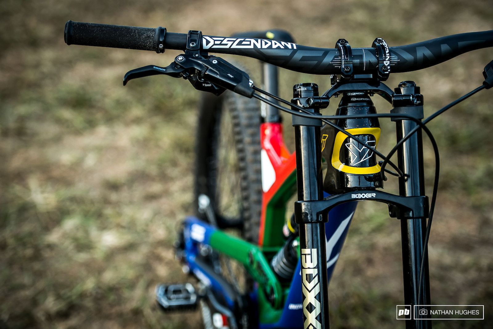 24 Custom Painted Dh Bikes At Cairns World Champs 2017 Australia