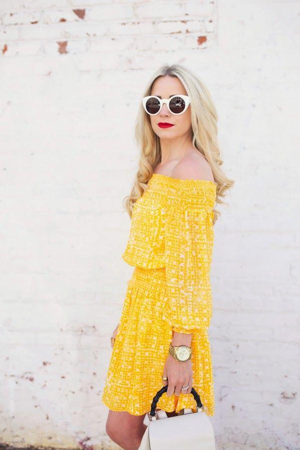 Yellow Dress...Cute