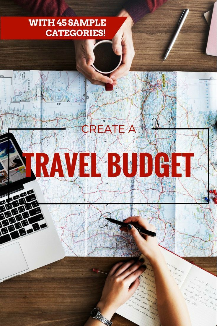 travel budget calculator with automatic expense multipliers budget