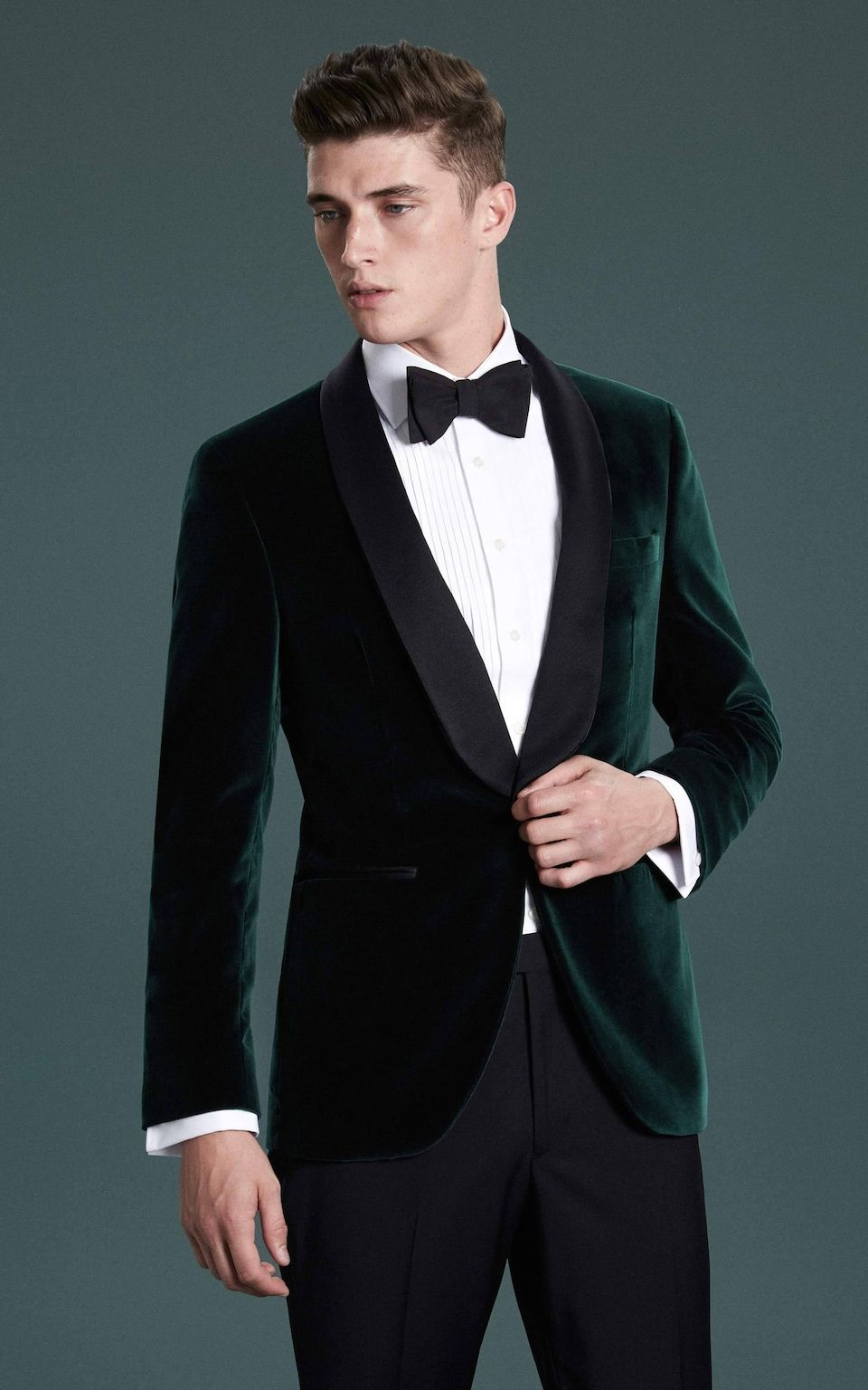ec436ca6ee9 The 10 best high street tuxedos for men in 2019 | Weddings | Velvet ...