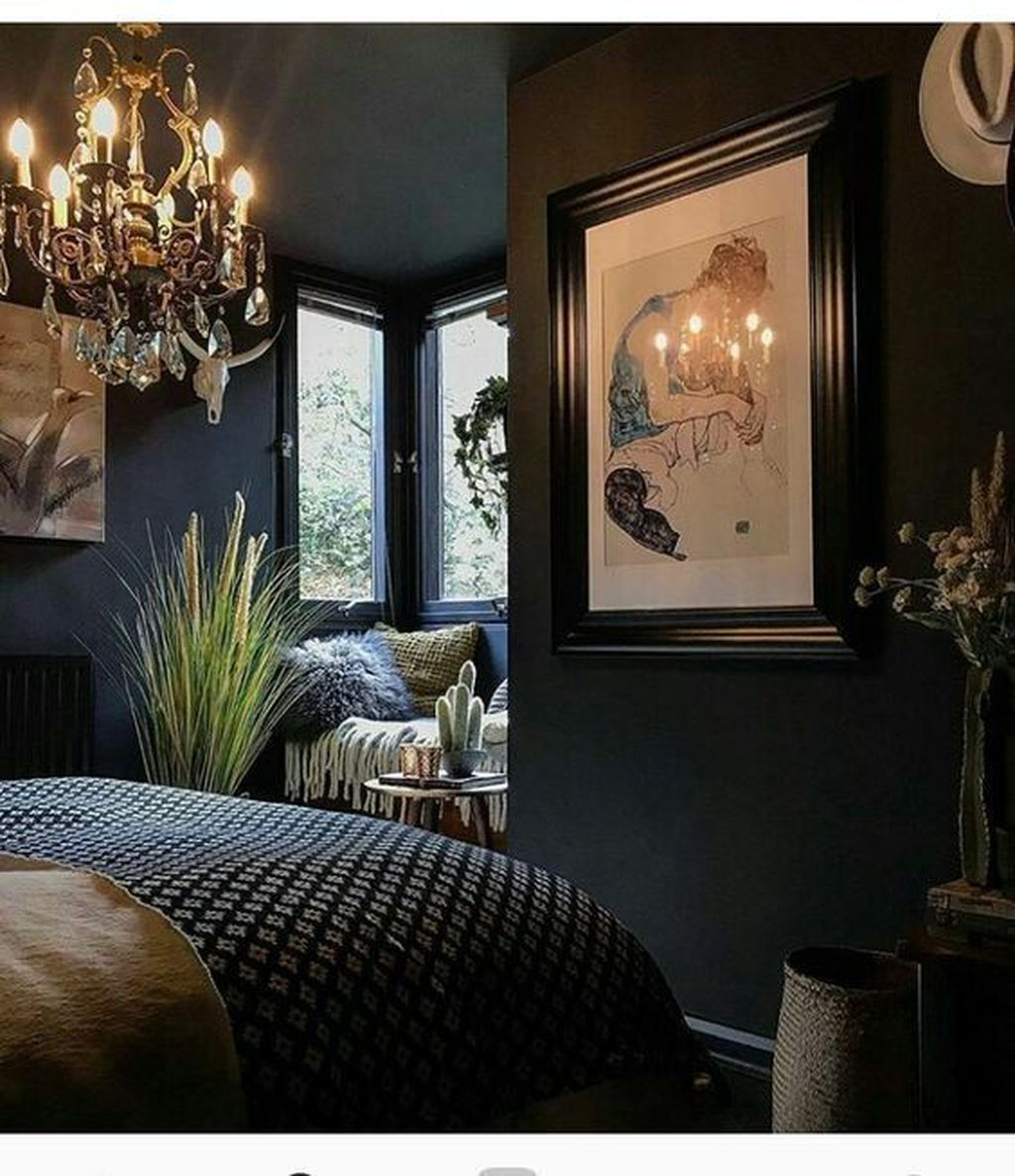 Awesome 45 Inspiring Vintage Bedroom Decorations More At Https Homishome Com 2019 01 Luxurious Bedrooms Vintage Bedroom Styles Scandinavian Design Bedroom
