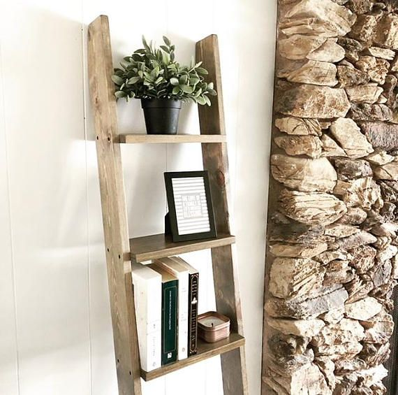 buy online b4f65 0eb87 Ladder shelf by Country Heart Decor on Etsy | Home Decor in ...