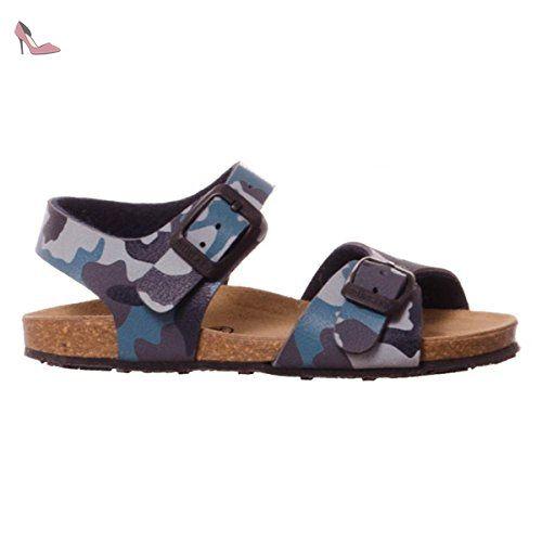 Grunland Sb0872 Mete Sandalo Donna S. Nero 40 btJyB9y