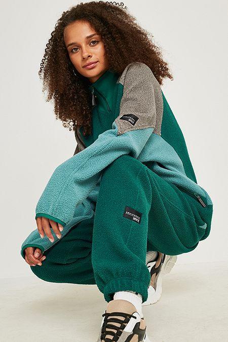adidas Originals EQT Green Polar Fleece