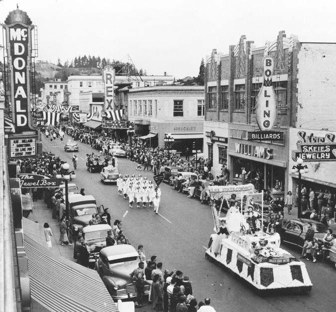 Historic Photos Eugene Oregon Eugene Oregon Not Bad For A Little Prairie Town Known As Skinner S Oregon Pictures Oregon Eugene Oregon