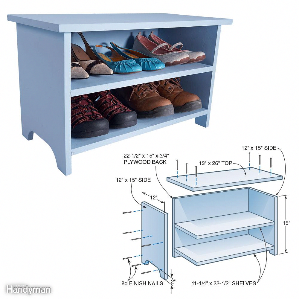 19 Simple Woodworking Projects for Beginners - Woodworking Plans #beginners #Plans #Projects #Simple #Woodworking #WoodworkingPlansBed