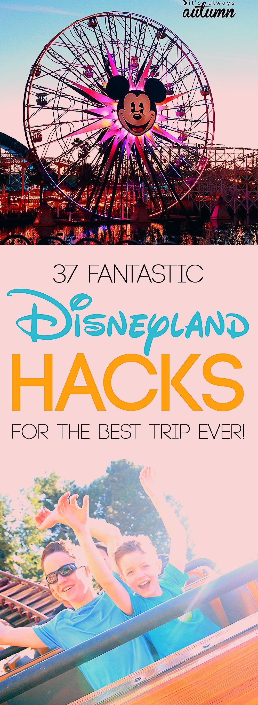 Photo of 37 Disneyland hacks for your best vacation yet – It's Always Autumn