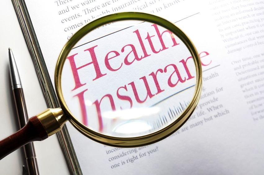 Health insurance is a contract between you and your