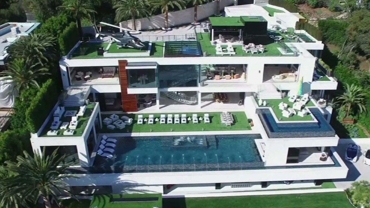 250 Million Mega mansion in Bel Air is Most Expensive