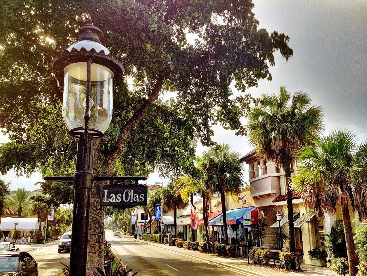 Official Website Of Las Olas Boulevard Las Olas Boulevard Beach Town Adventure Of The Seas