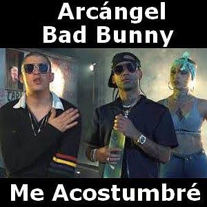 Arcangel Me Acostumbre Ft Bad Bunny Me Acostumbre Bad Bunny Imágenes De Tiburones