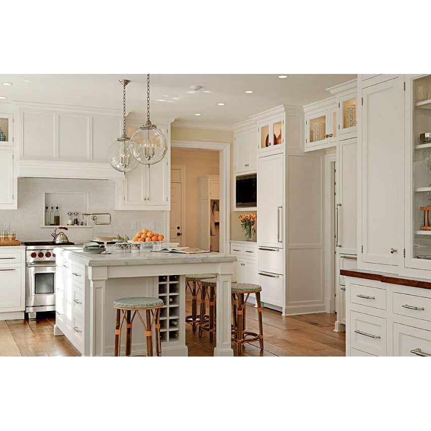 Regina Kitchen Cabinets: Regina Andrew Large Globe Pendant - Nickel