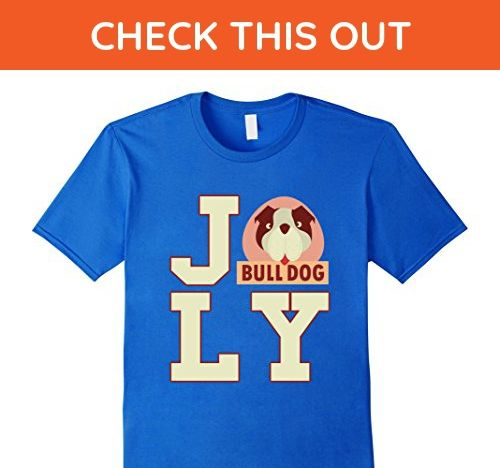 Mens 4th Of July Independence USA Pet Owner Dog Bulldog T Shirt 2XL Royal Blue - Holiday and seasonal shirts (*Amazon Partner-Link)