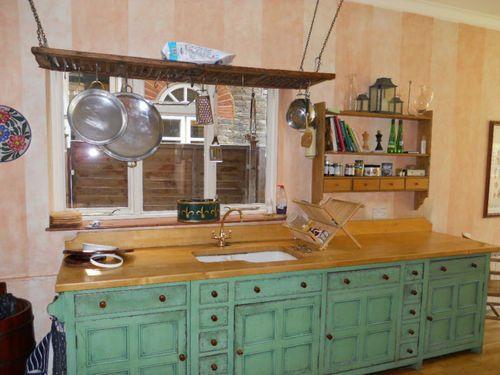 Chalon Kitchen Freestanding Used