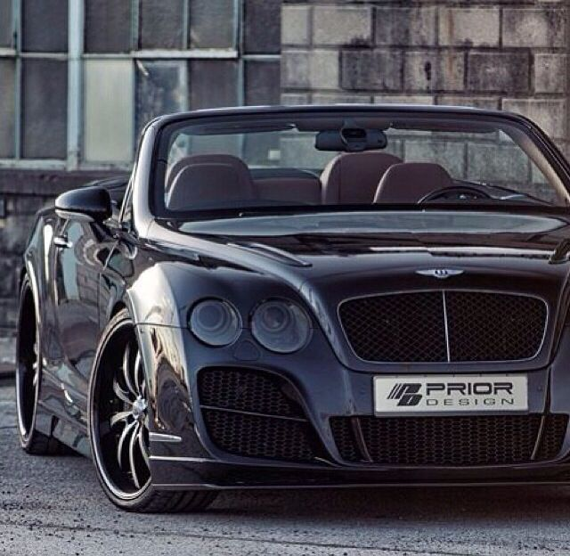 Bentley Coupe, Bentley Gt
