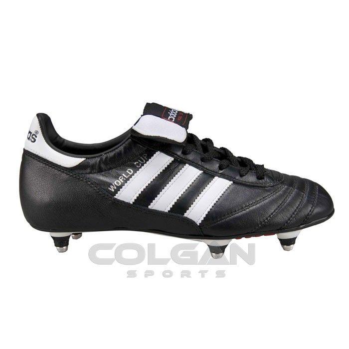 best sneakers 6975c cf043 Adidas World Cup Football Boots  Highest-quality classic soccer shoe with  screw-in studs. The choice of professional players for more than 20 years.
