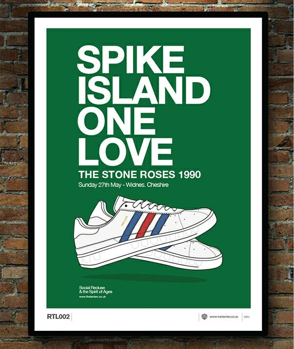 59931bf3164 Stone Roses - roll on June!