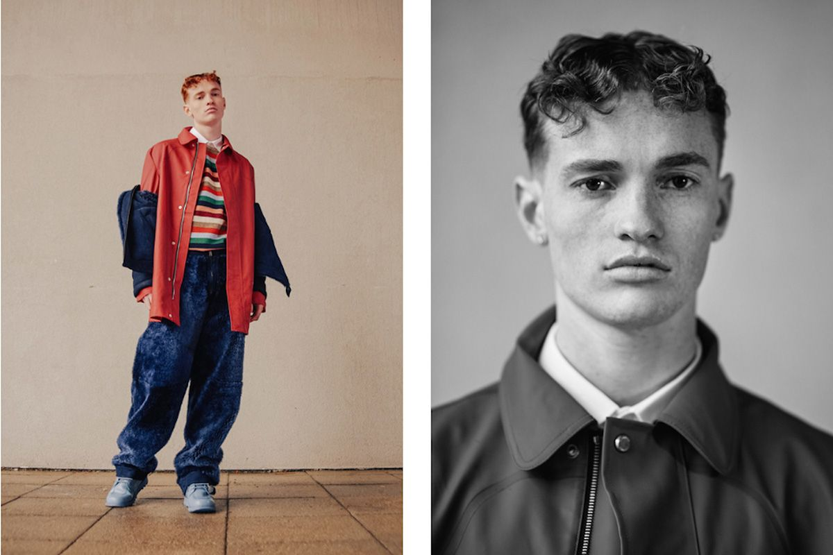 """If you're looking for some luxury winter inspiration, say no more: stylist Coco Mell has you covered in a new editorial titled """"Cozy Boys."""""""