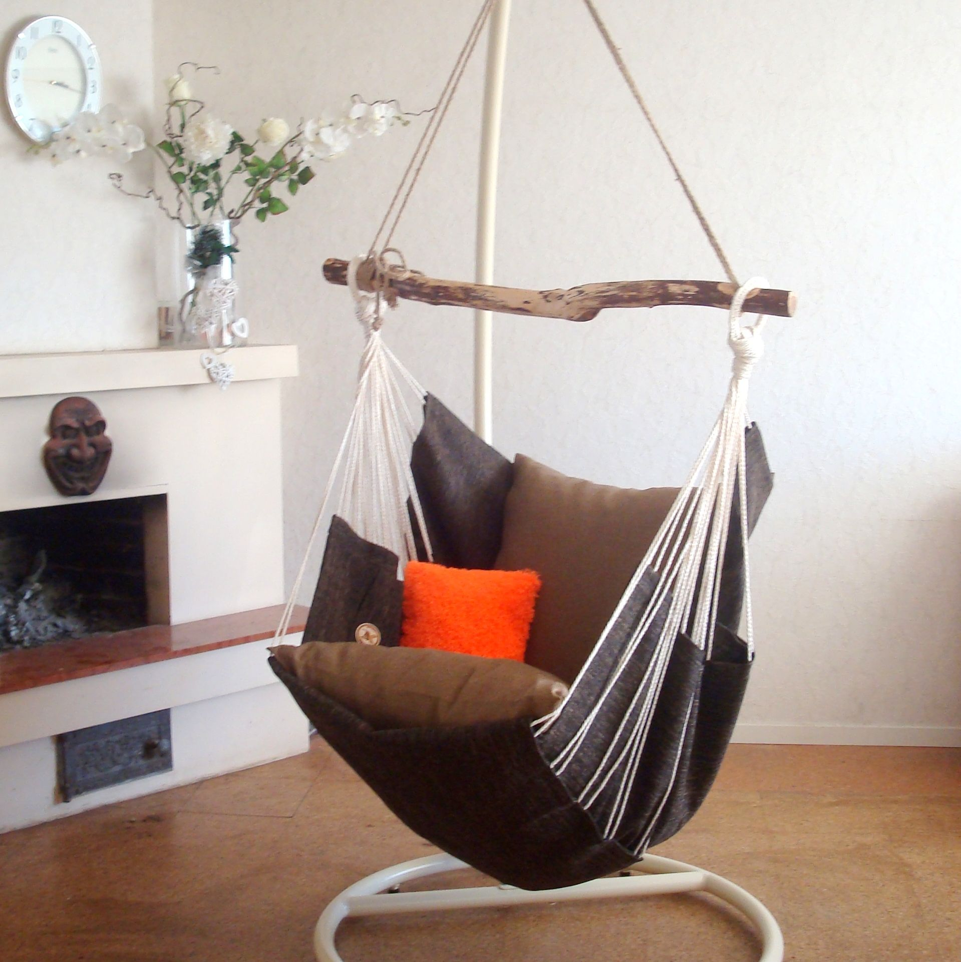 Hammock Chairs bring style and relaxation to any decor. These are ...