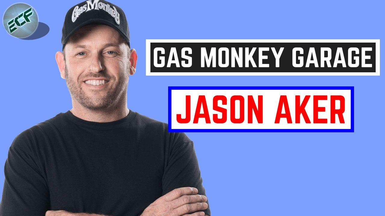 Gas Monkey Garage's restoration expert Jason Aker became