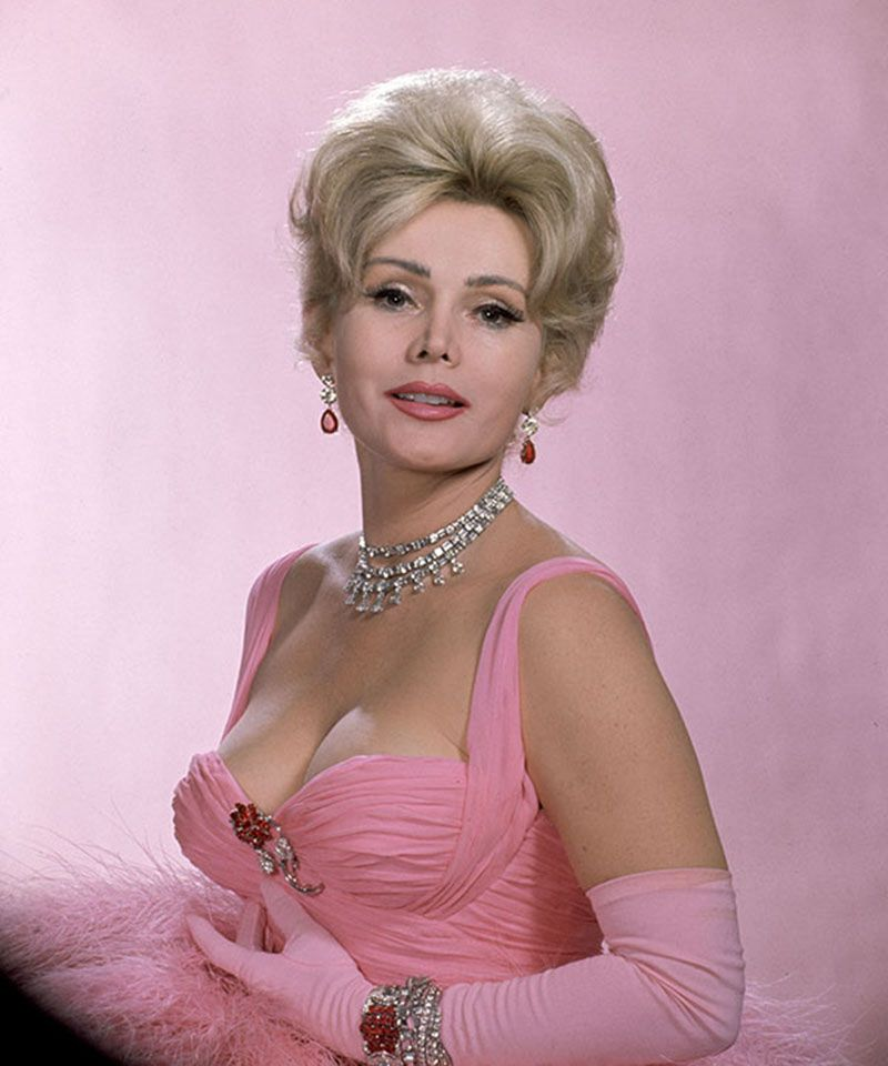 Zsa Zsa Gabor, 1961 | Los 60 - 1961 | Pinterest | Actors y Chicas
